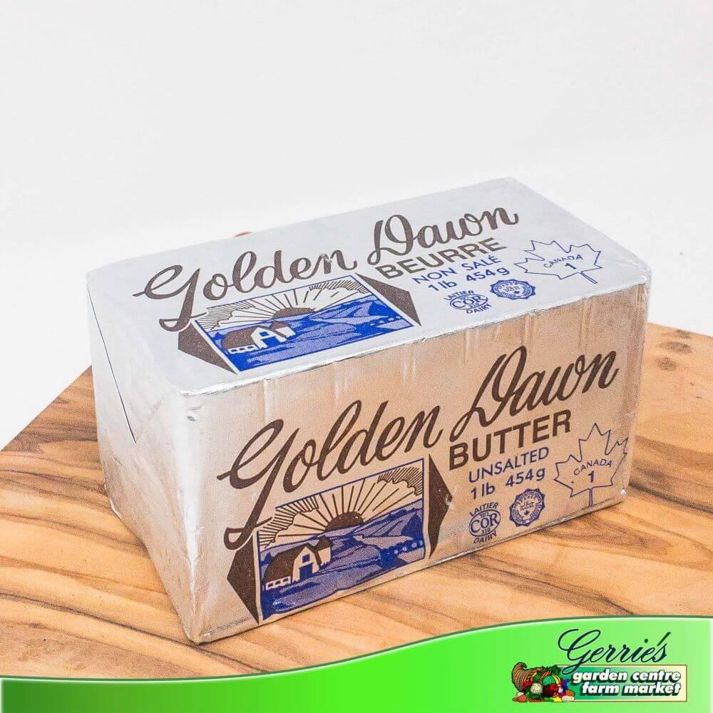 Butter - Unsalted