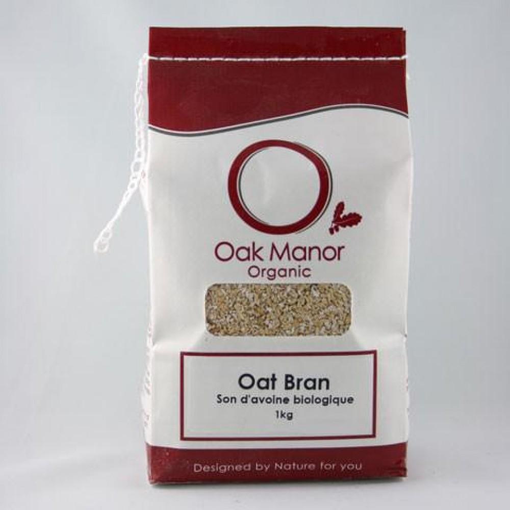 Organic Oat Bran 1KG