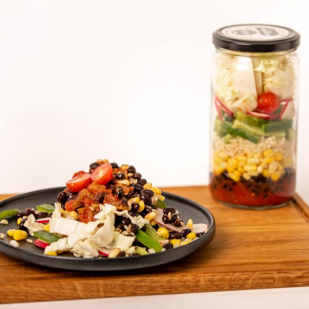 Black Bean Taco - Vegetarian