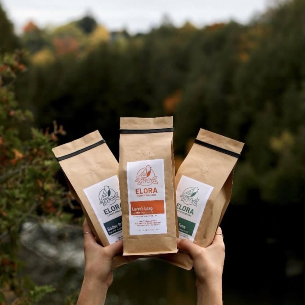 Quarry Espresso, Fair Trade Organic