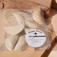 Bacon and Romano Cheese Potato Perogies