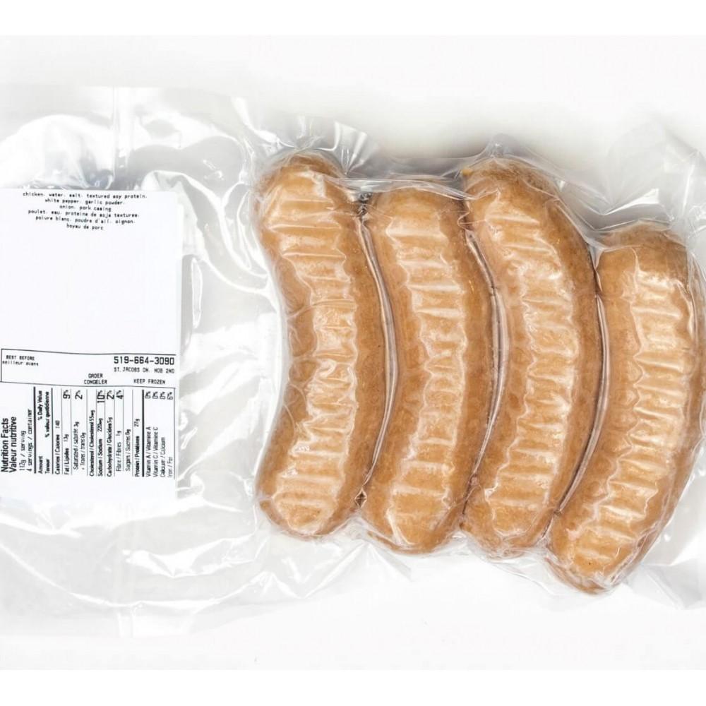 Chicken Sausage - Honey Garlic