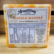 Armstrong Cheese - Marble Cheddar Cheese (152g)