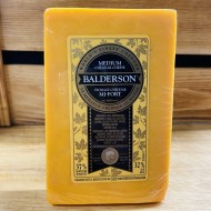Balderson - Medium Yellow Cheddar Cheese (290g)