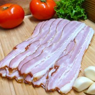 Sliced Breakfast Bacon (Per 100g)