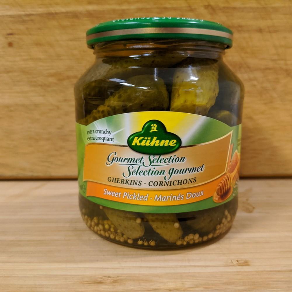 Gherkins Sweet Pickled (500ml)