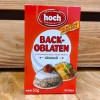Hoch - Round Edible Wafer Paper (52g)