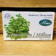 Biofix- Herbal Tea,Lemon Balm Flavoured (20 Sachets,40g)