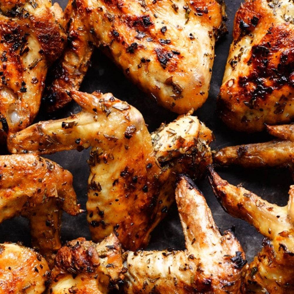 The Poultry Place - Marinated Chicken Wings