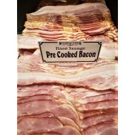 Precooked Breakfast Bacon (per 1/2 lb.)