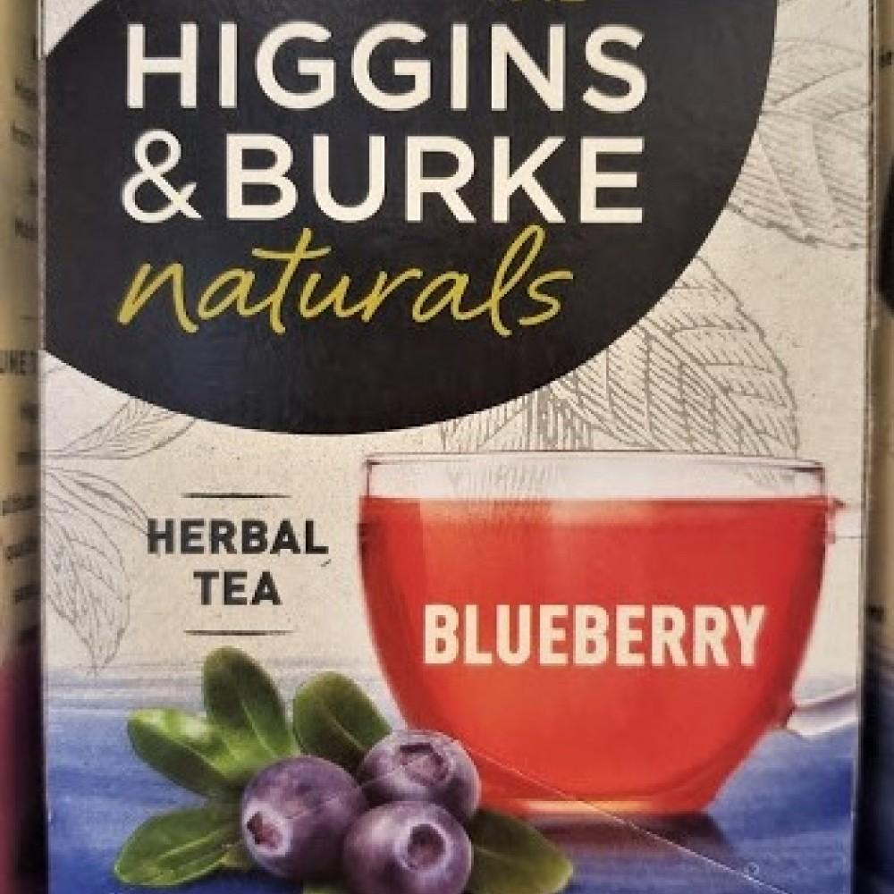 Blueberry Herbal Tea