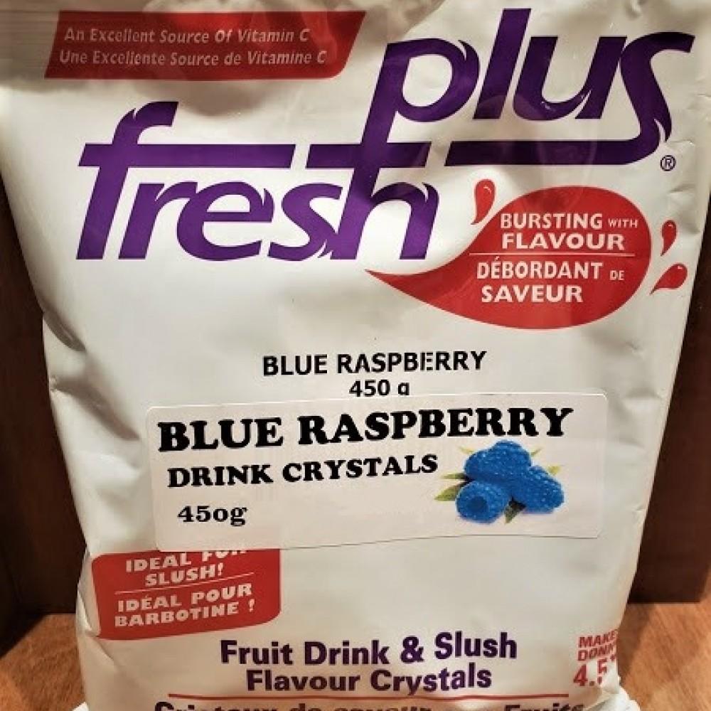 Blue Raspberry Drink Crystals