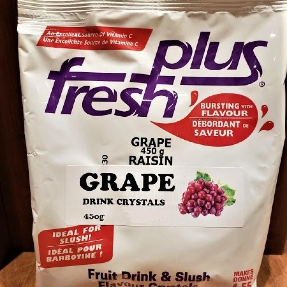Grape Drink Crystals