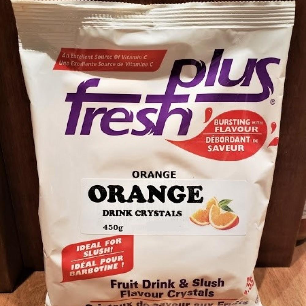 Orange Drink Crystals