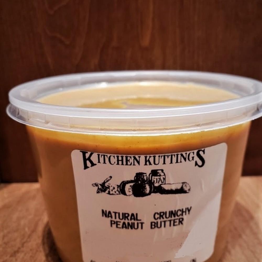 Natural Crunchy Peanut Butter