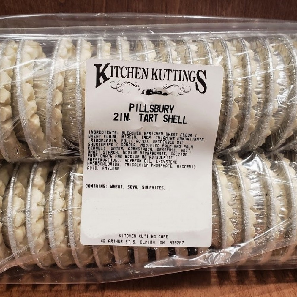 Frozen Tart Shells (2 inch) 40 pcs.