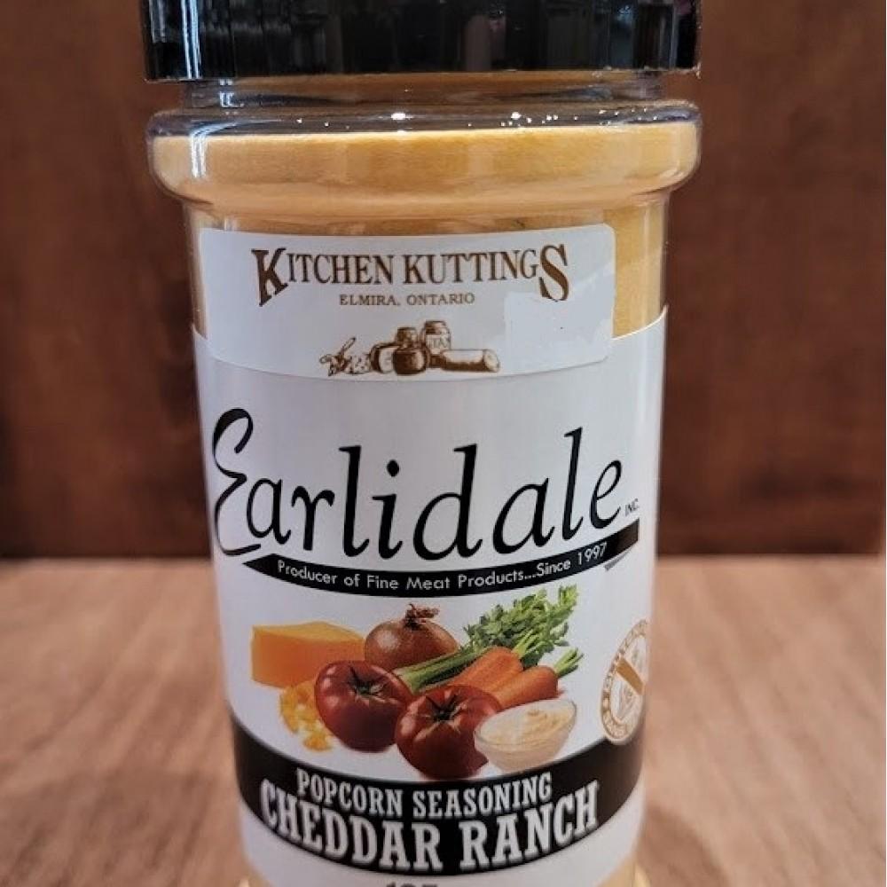 Cheddar Ranch Popcorn Seasoning (Gluten Free)