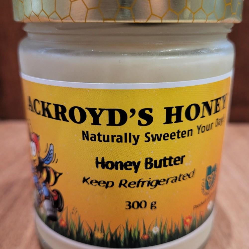 Natural Honey Butter
