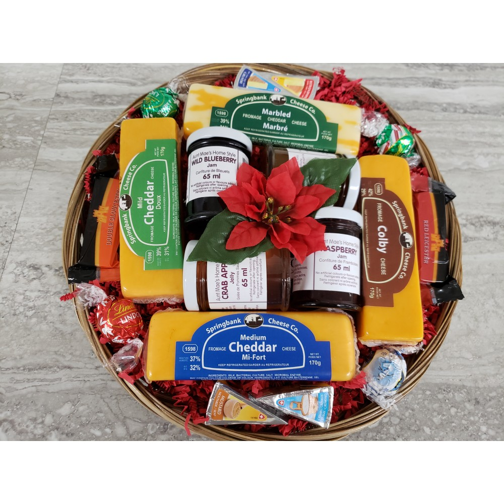 Kitchen Kuttings - Cheese Basket #2