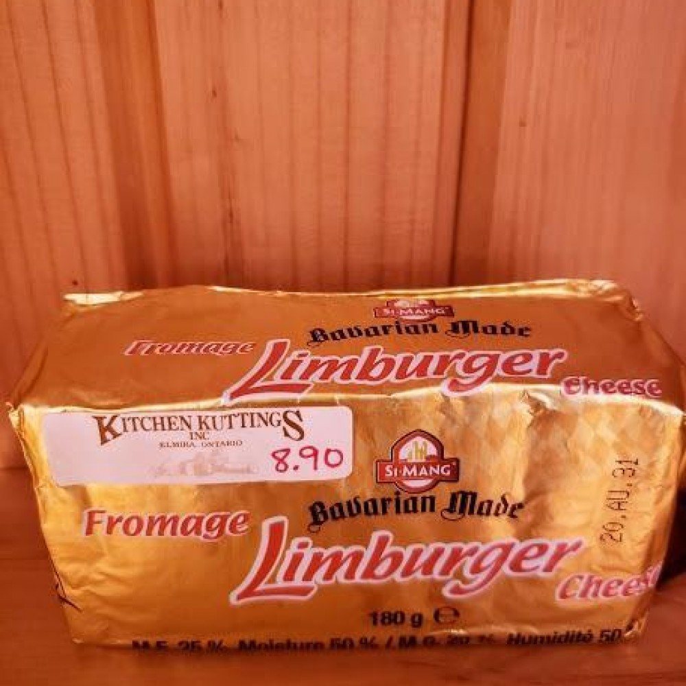 German Limburger Cheese (per 180 g.)