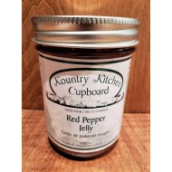 Local Homemade Red Pepper Jelly