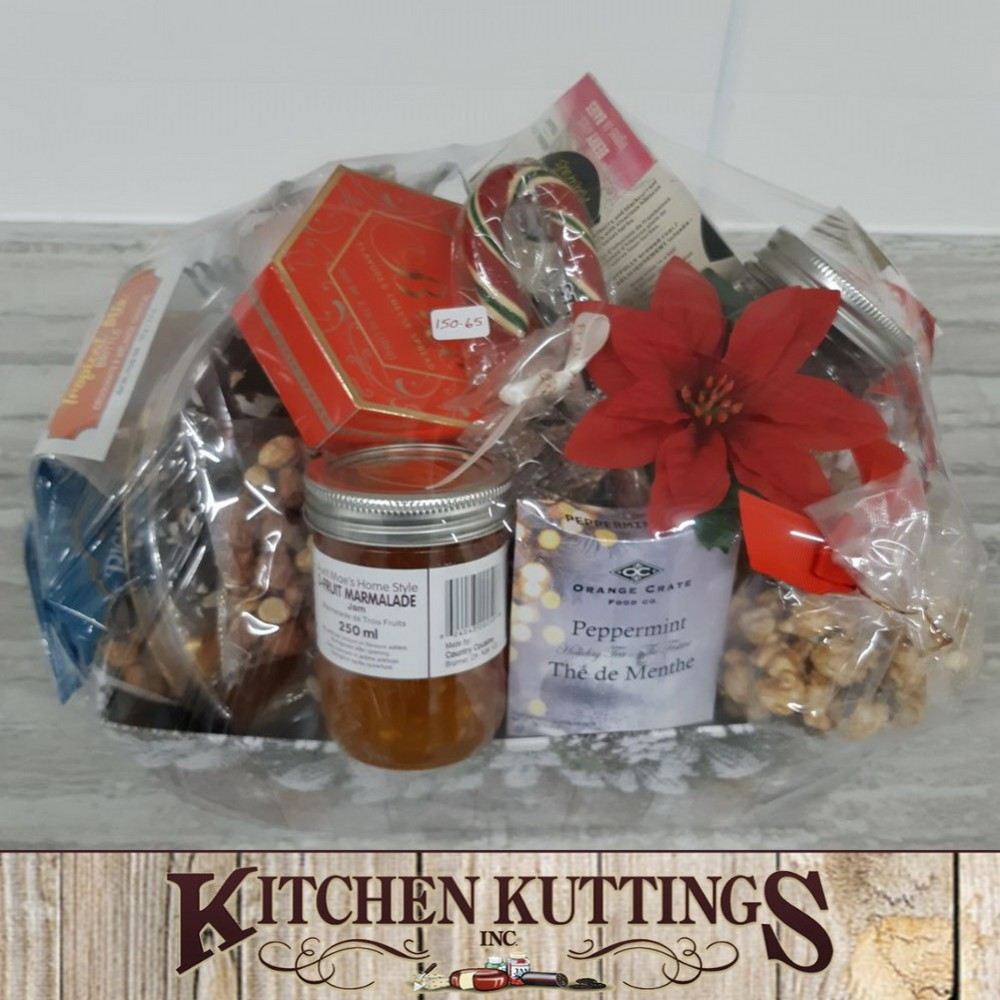 Kitchen Kuttings - Large Gift Basket