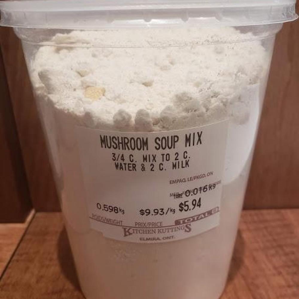 Mushroom Soup Mix