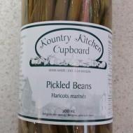 Homemade Pickled Beans