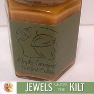 Jewels Under The Kilt - Maple Cinnamon Walnut Butter