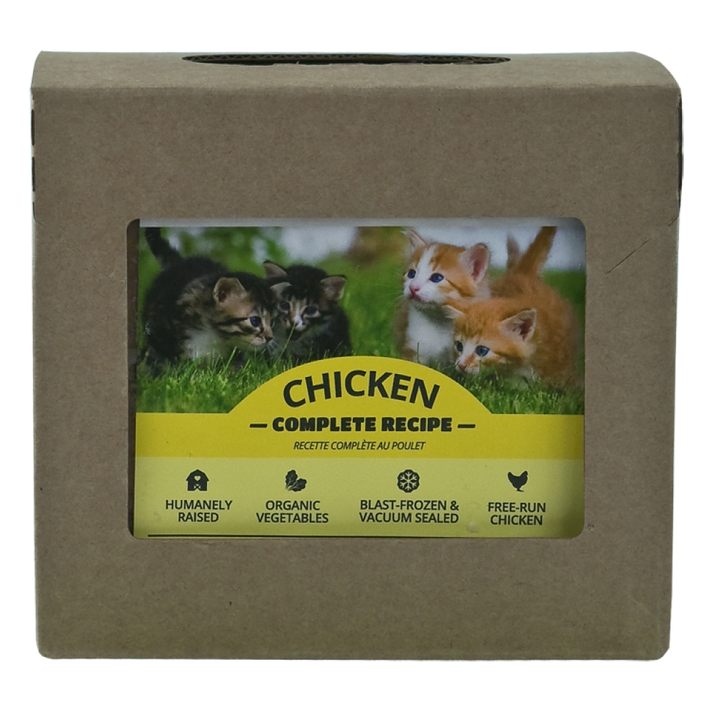 RDBK Chicken Complete for Cats 1/2lb