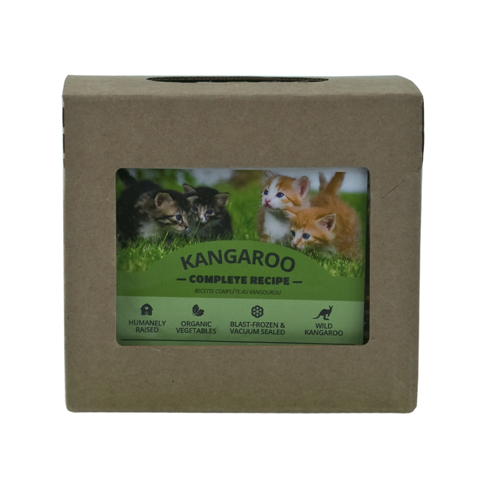 RDBK Kangaroo Complete for Cats 1/2lb