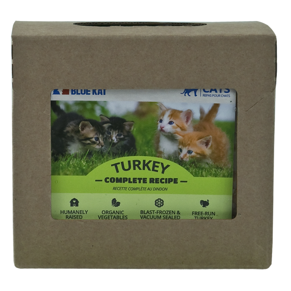 RDBK Turkey Complete for Cats 1/2lb