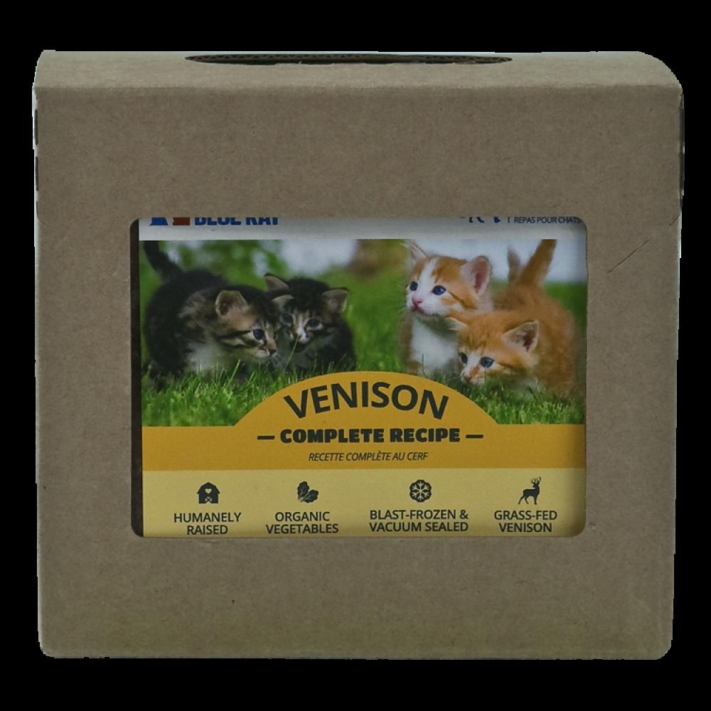 RDBK Venison Complete for Cats 1/2lb