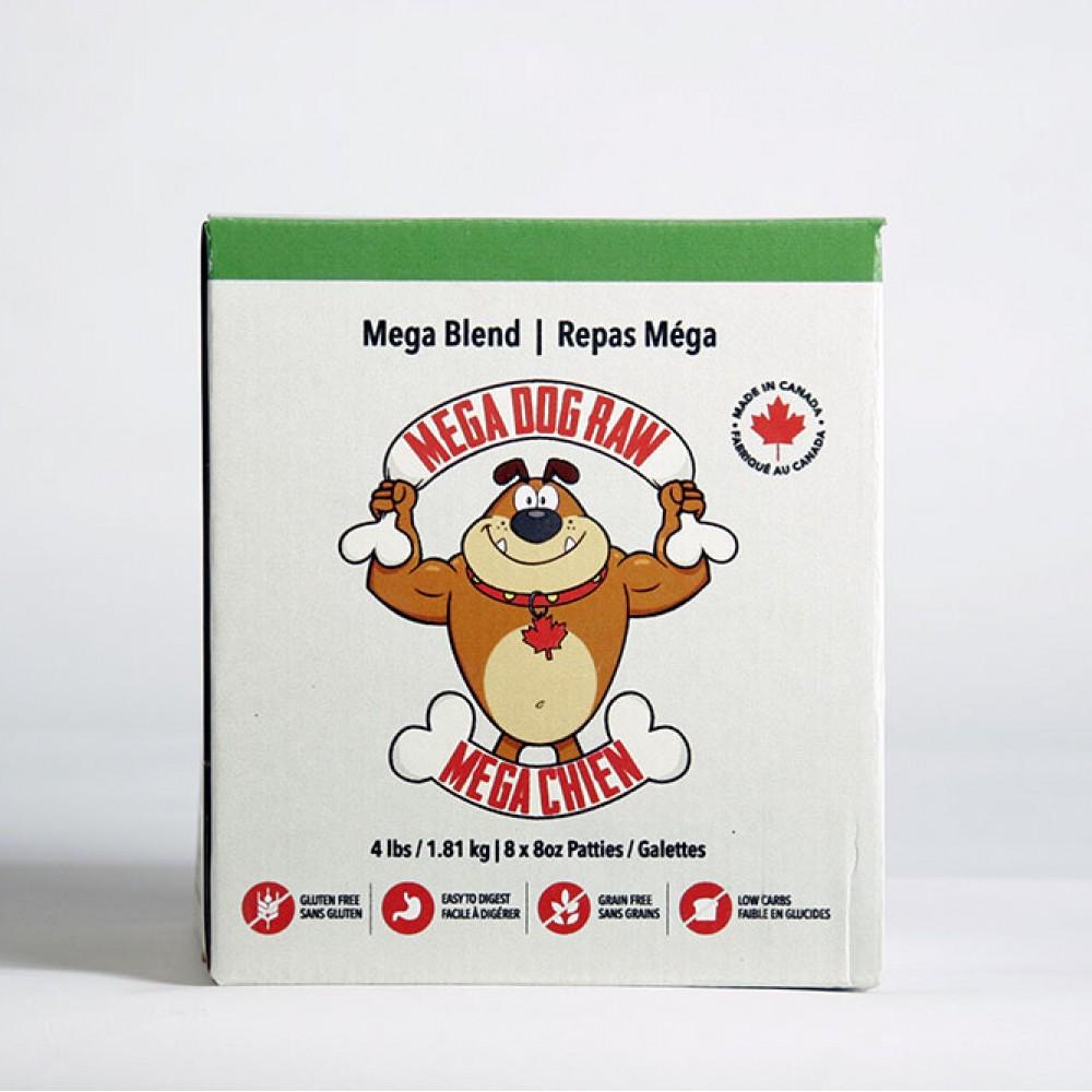 Mega Dog Blend 4lb