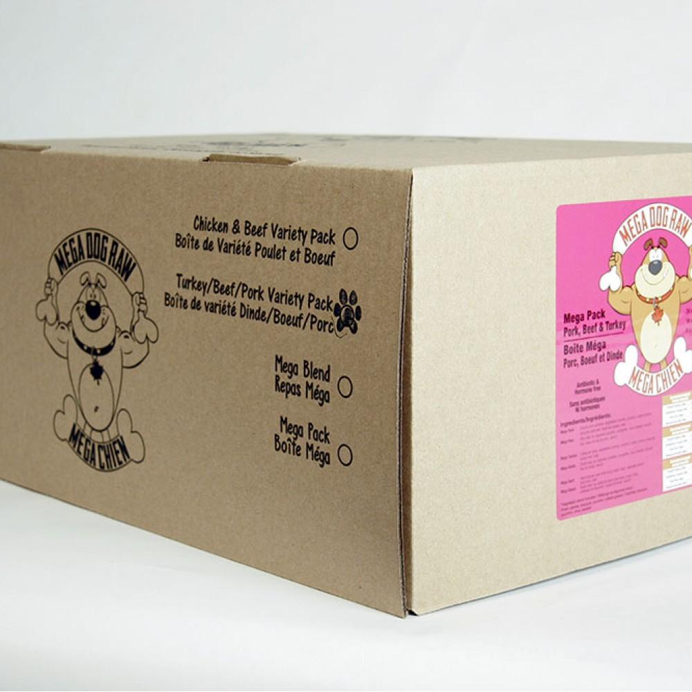 Mega Dog Non-Chicken Variety 24lb