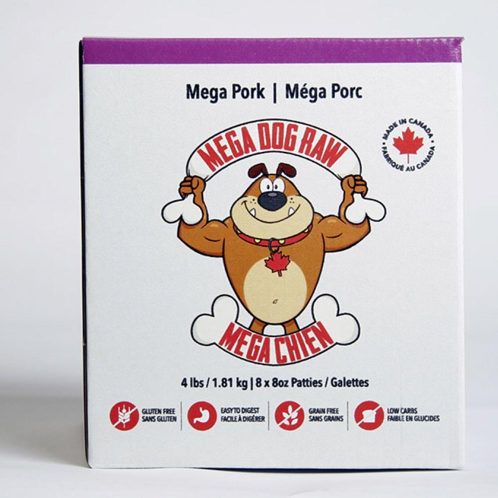 Mega Dog Pork 4lb