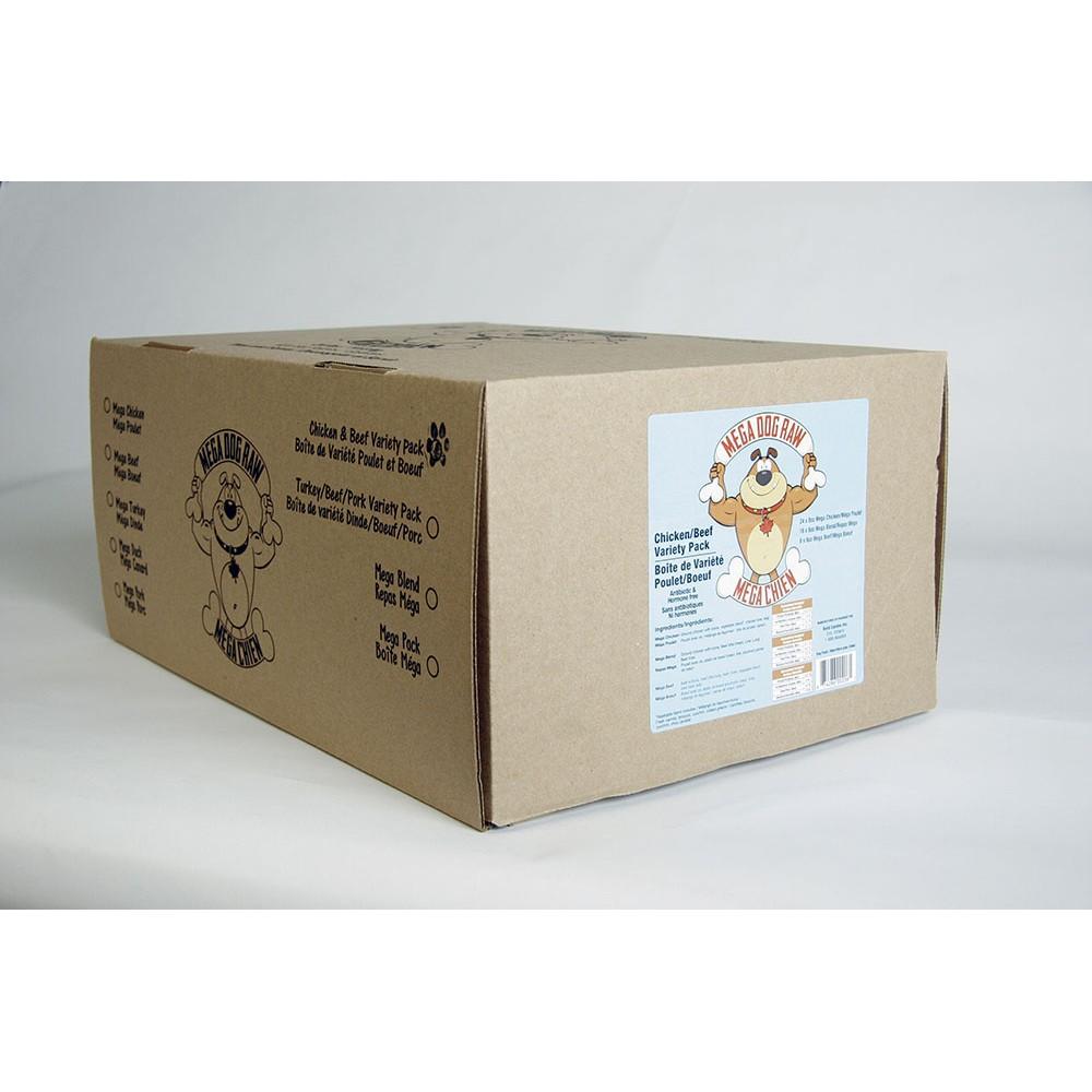 Mega Dog Chicken Variety 24lb